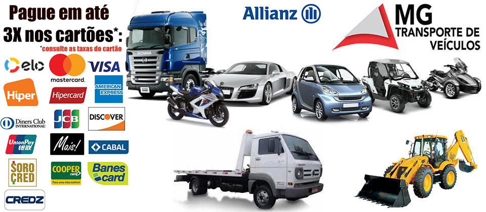 Transporte de Veículos SP