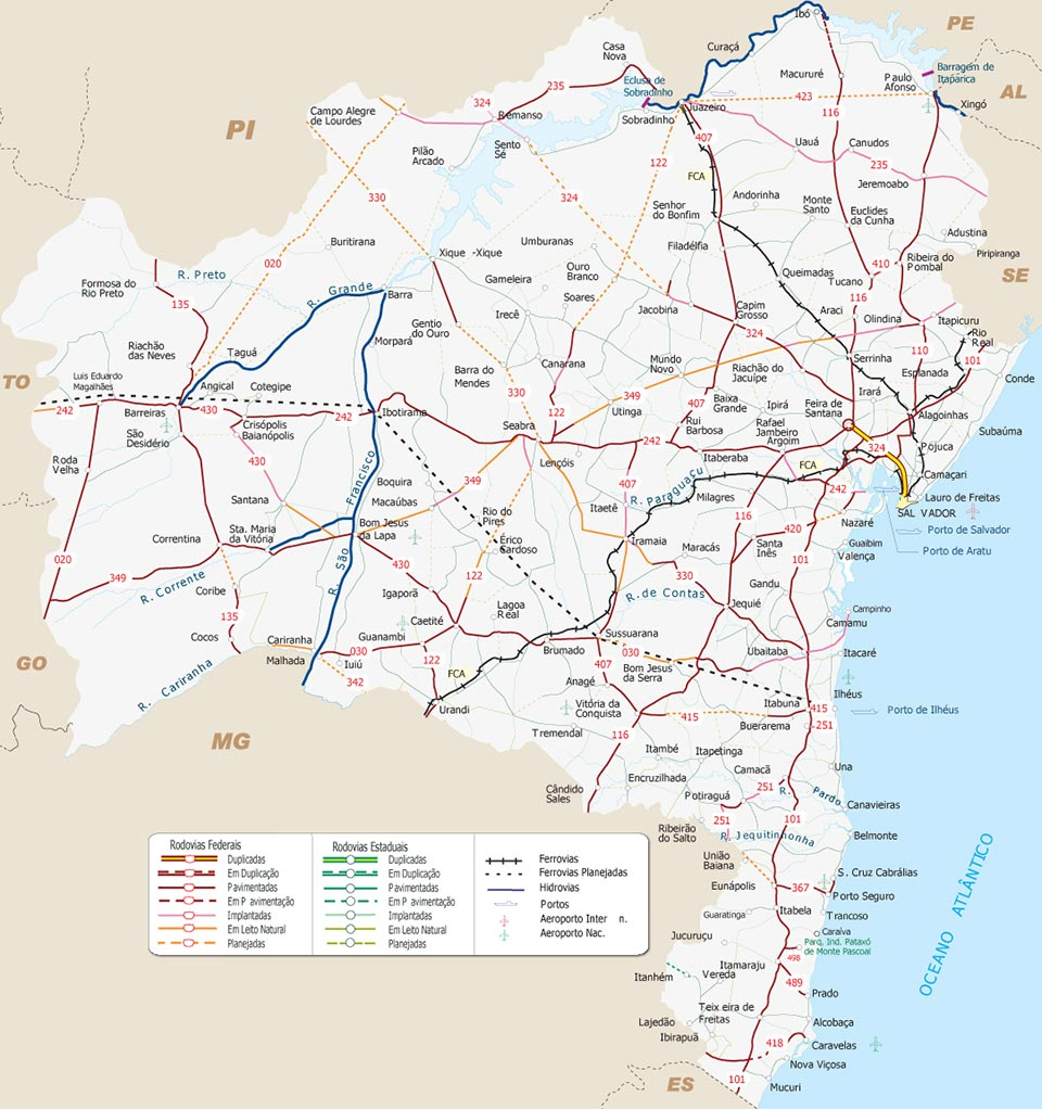 Transporte de Veículos Itabuna